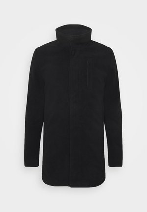 OUTERWEAR - Classic coat - black