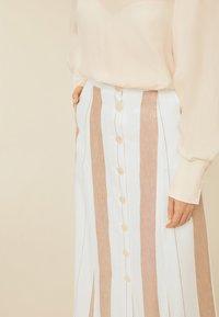 IVY & OAK - A-line skirt - beige - 2