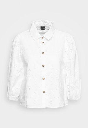 VICKY - Button-down blouse - off white
