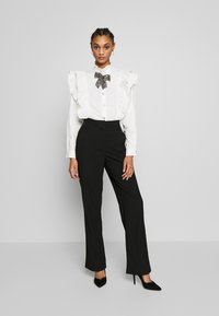 Sister Jane - MARY'S REIGN RUFFLE - Button-down blouse - ivory - 1