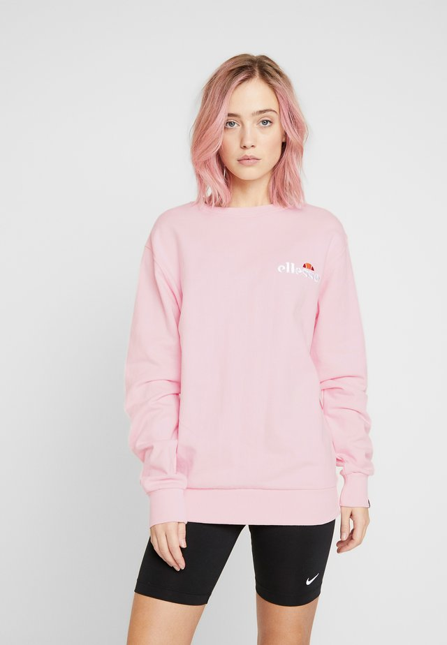 TRIOME - Sweatshirt - light pink