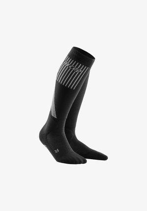 COLD WEATHER COMPRESSION SOCKS  - Sports socks - black