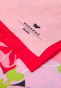 WEEKEND MaxMara - ONESTO - Foulard - red - 5
