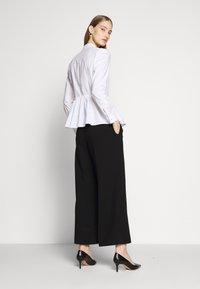 HUGO - EBRINA - Button-down blouse - white - 2