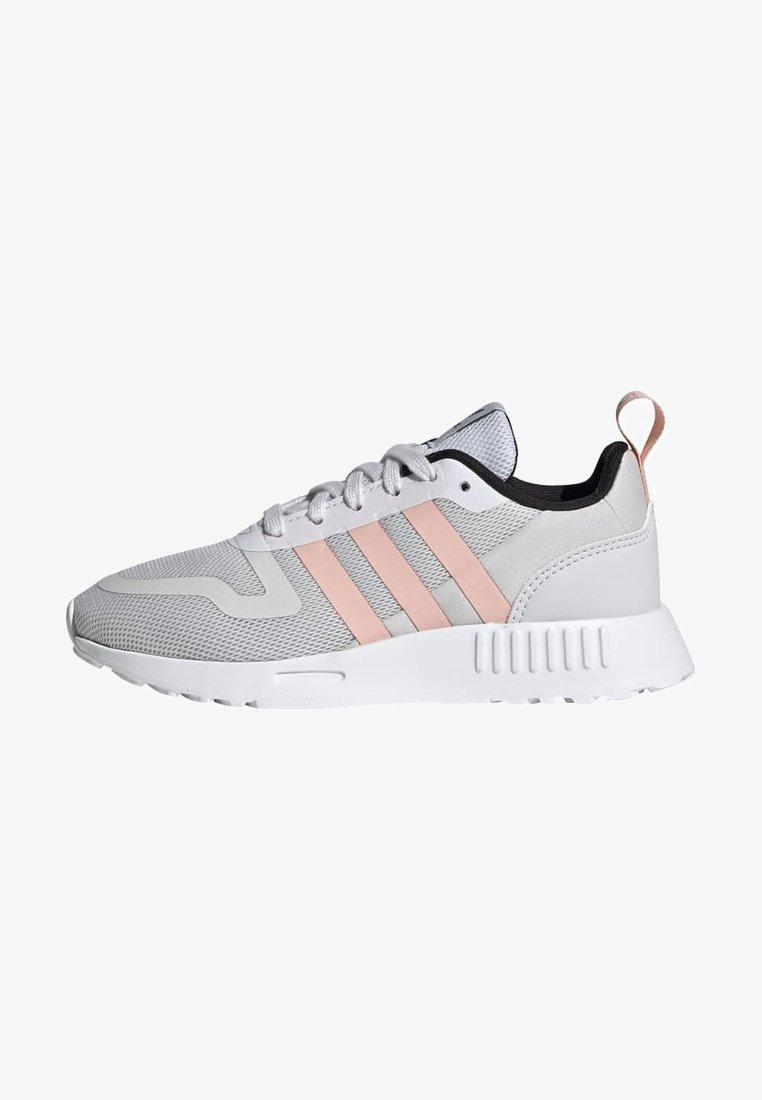 adidas Originals - MULTIX UNISEX - Baskets basses - grey one/glow pink/core black