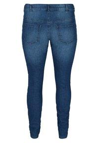 Zizzi - SANNA - Jeans Skinny Fit - blue - 4