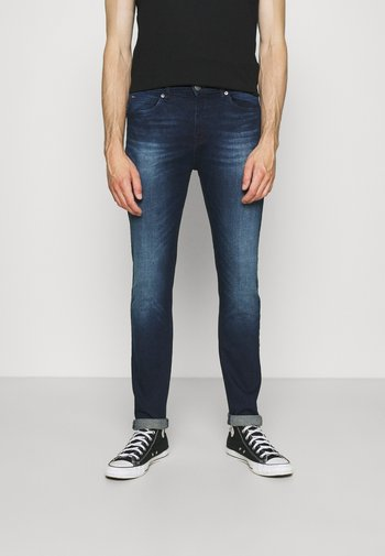 NON RIP - Jeans slim fit - indigo