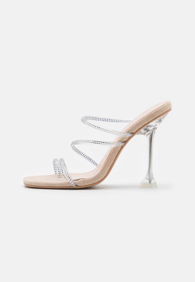 ONORIA - Flip Flops - nude
