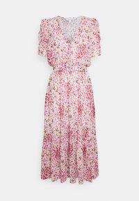 Forever New - FREYA GATHER SLEEVE MIDI DRESS - Sukienka letnia - pink - 0