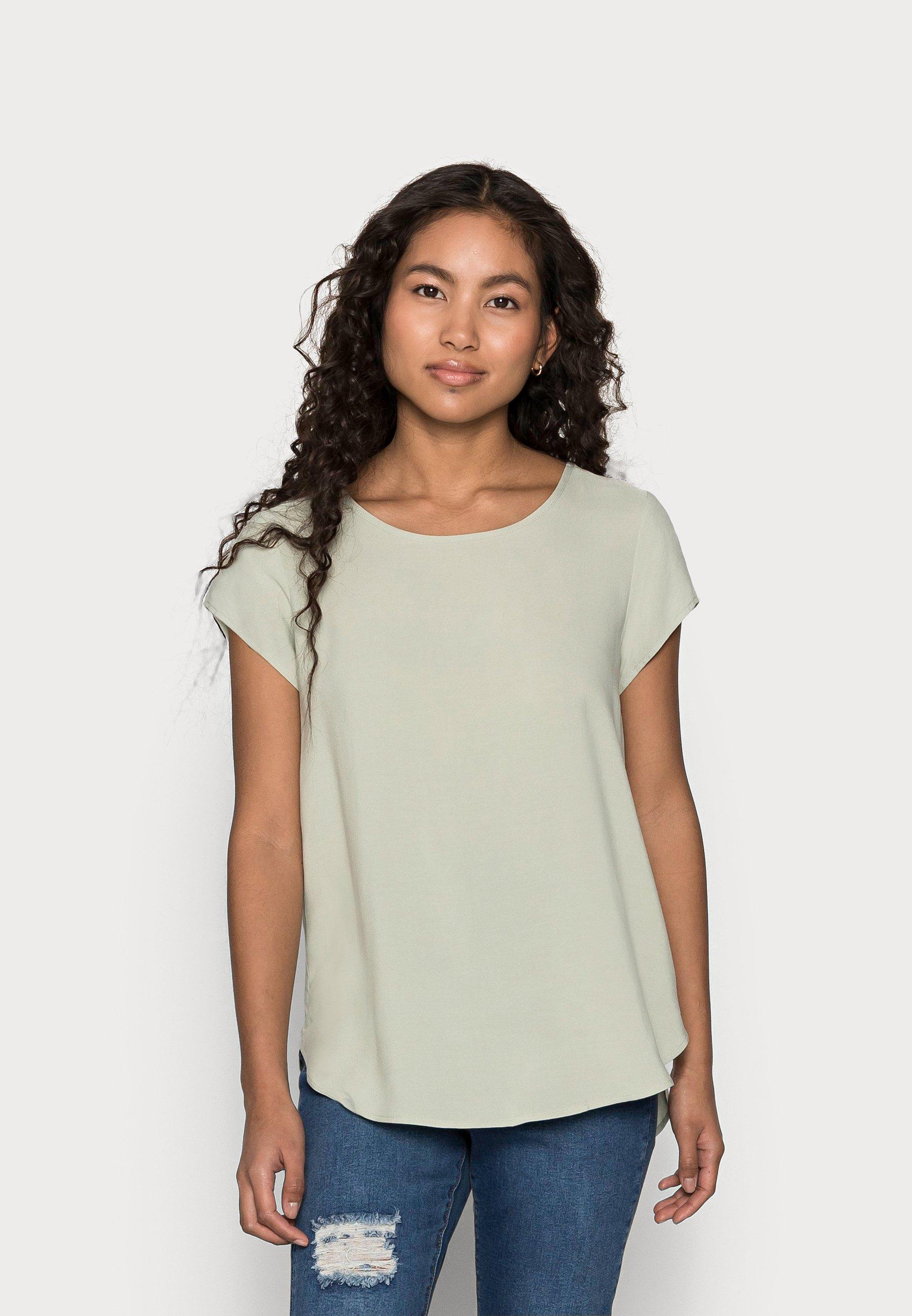 Femme VMBOCA BLOUSE - T-shirt basique