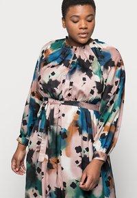 Marks & Spencer London - PRINTED MIDI DRES - Korte jurk - multi-coloured - 3