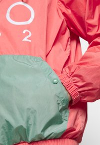 Polo Ralph Lauren - COLOR BLOCK - Windbreaker - green/blue - 6