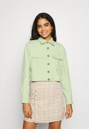 JESSIE SHACKET - Summer jacket - green
