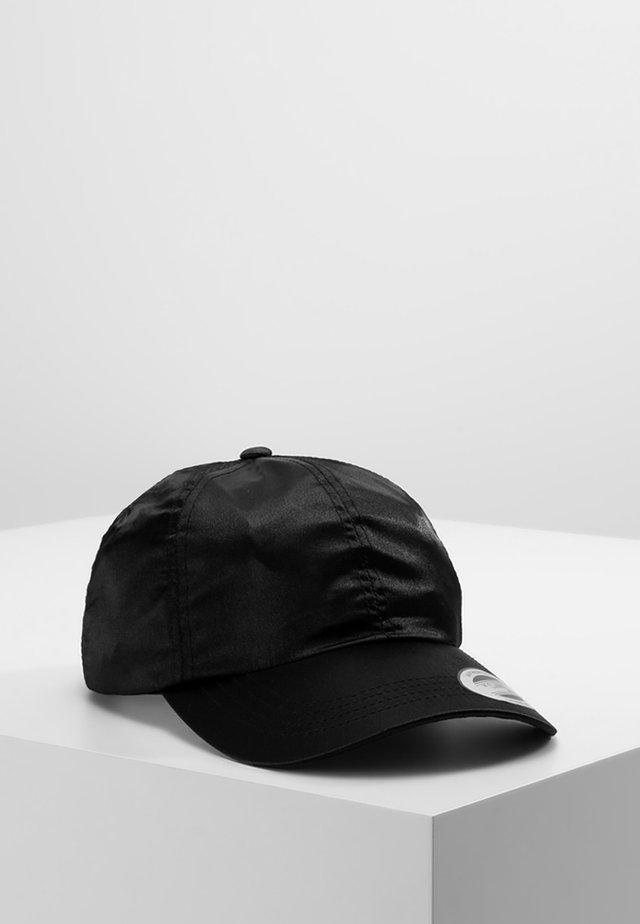 LOW PROFILE  - Lippalakki - black