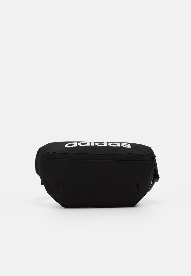 DAILY CLASSIC FOUNDATION SPORTS WAISTBAG UNISEX - Sac banane - black/white