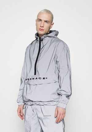 SHADOW TRACKSUIT JACKET - Tunn jacka - grey
