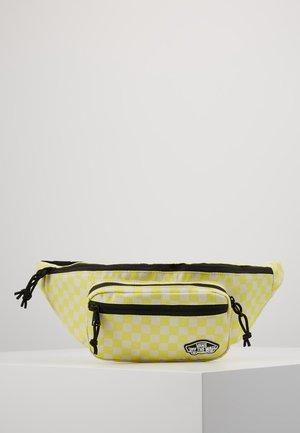 STREET READY WAIST PACK - Bum bag - lemon tonic
