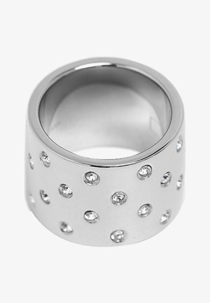 Ring - silver-coloured