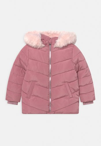 FASHION - Winter coat - pink