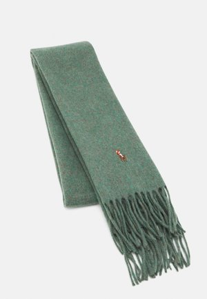 SIGN ITALIAN - Scarf - moss green heather