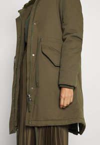Marc O'Polo DENIM - CASUAL WASHED  - Winter coat - utility olive - 5