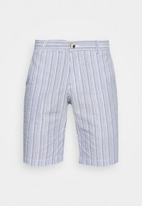 Ben Sherman - SEERSUCKER - Shorts - indigo - 5