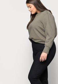 Dr.Denim Plus - NORA - Jeans slim fit - black - 3