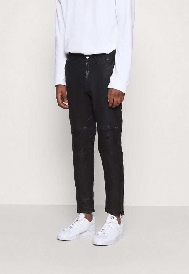 ADEEL - Pantalon classique - black