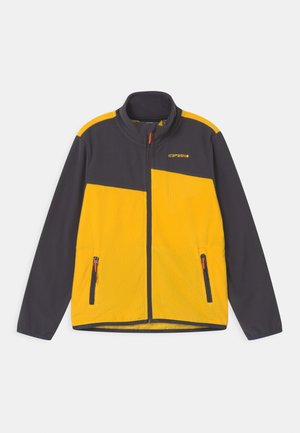 KENTWOOD UNISEX - Fleecetakki - yellow