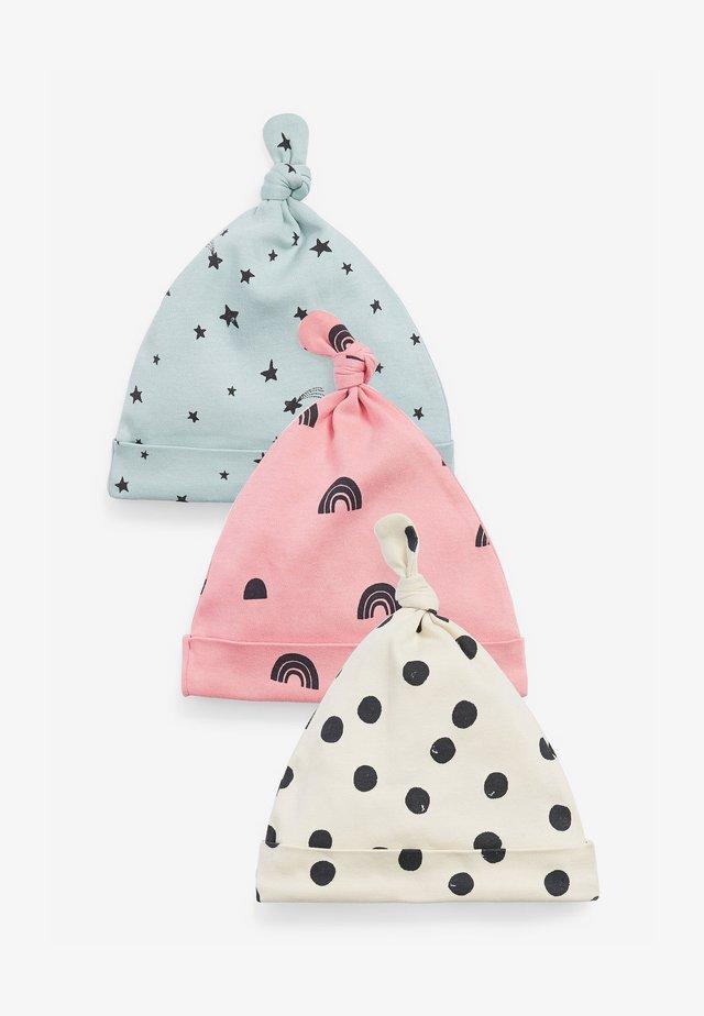 3 PACK - Bonnet - teal