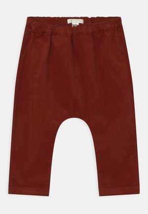 UNISEX - Pantalones - brown medium