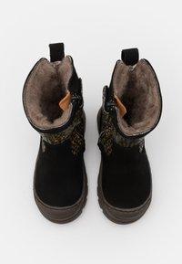 Bisgaard - DINEA - Zimní obuv - black - 3