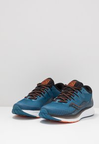 Saucony - S-RIDE ISO 2 - Trainers - blue/black - 3