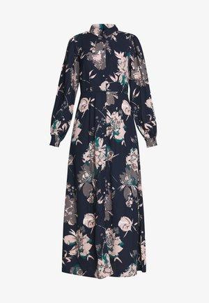 VMAYLA SHIRT ANCLE DRESS - Abito a camicia - blue