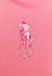 Polo Ralph Lauren - LOOPBACK - Collegepaita - ribbon pink - 5