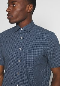 Marc O'Polo - SHORT SLEEVE - Shirt - dark blue - 5