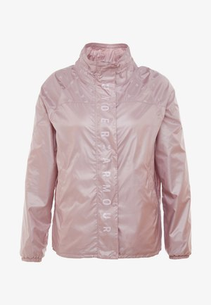 ATHLETE RECOVERY IRIDESCENT JACKET - Sports jacket - dash pink