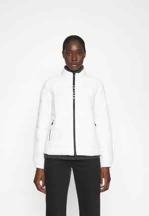 OUTERWEAR - Light jacket - butter white