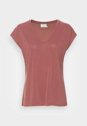 KALISE SS  - Basic T-shirt - apple butter