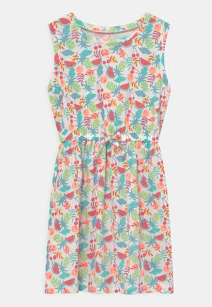 GIRL - Jersey dress - multi-coloured