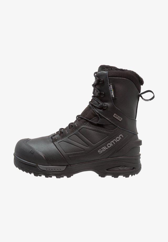 TOUNDRA PRO  - Zimní obuv - black/magnet