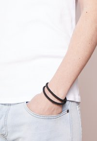 Tateossian - NOTTING HILL - Bracelet - black - 1