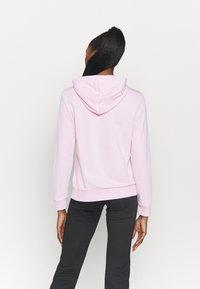 adidas Performance - Sweat à capuche - pink - 2