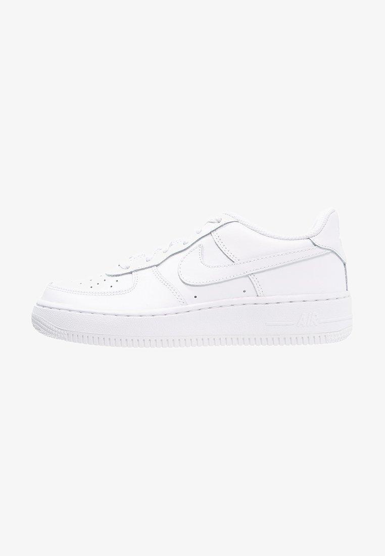 filete Pacífico yo mismo  Nike Sportswear AIR FORCE 1 - Zapatillas - white/blanco - Zalando.es