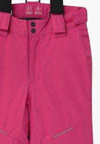 Name it - NKFSNOW03 PANT - Spodnie narciarskie - fuchsia purple - 4