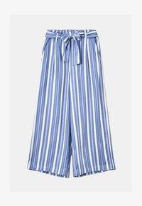 TALLY WEiJL - Trousers - blue - 0