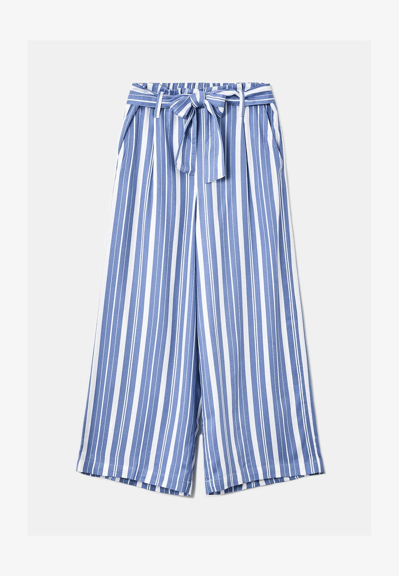 TALLY WEiJL - Trousers - blue