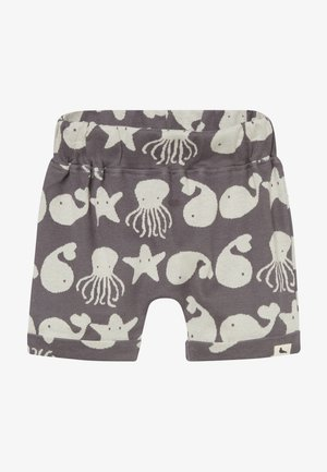 SEA FRIENDS BABY - Shorts - grey/white
