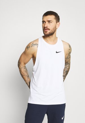 TANK DRY - Top - white/black