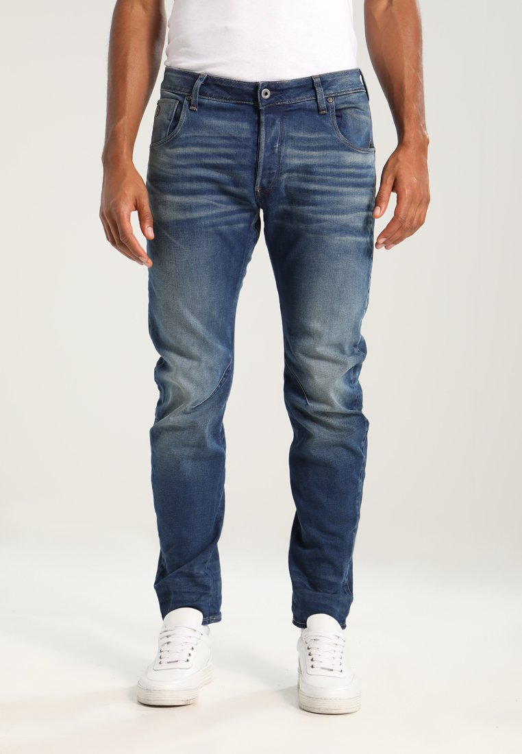 G-Star - ARC 3D SLIM - Slim fit jeans - blue